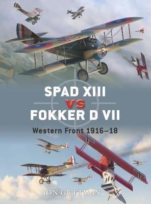 SPAD XIII vs. Fokker D VII by