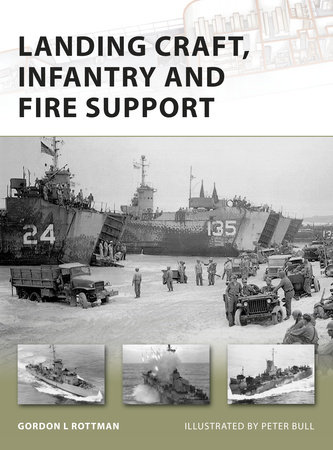 Landing Craft, Infantry and Fire Support by