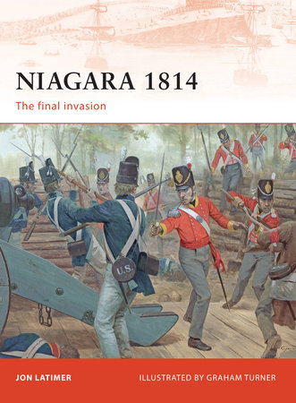 Niagara 1814 by Jon Latimer