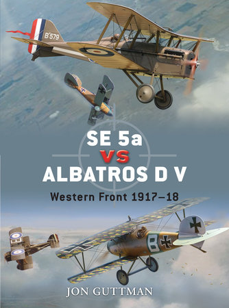 SE 5a vs Albatros D V by