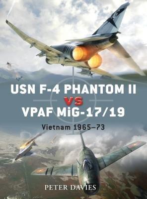 USN F-4 Phantom II vs VPAF MiG-17 by