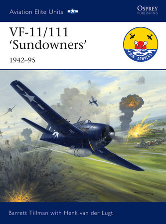 VF-11/111 'Sundowners' 1942-95 by Barrett Tillman