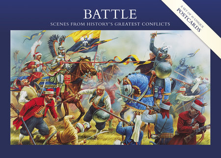 Battle: A Postcard Collection by Osprey Publishing