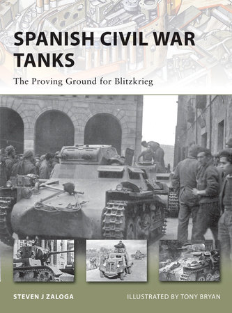 Spanish Civil War Tanks by