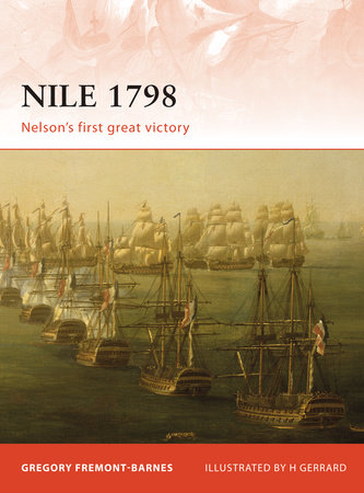 Nile 1798 by Gregory Barnes