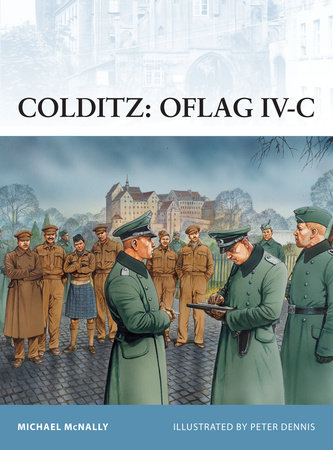 Colditz: Oflag IV-C by