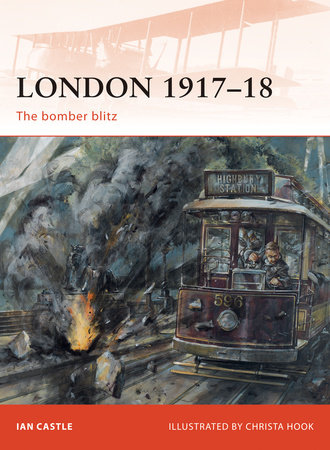 London 1917-18 by Ian Castle