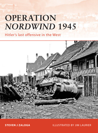 Operation Nordwind 1945 by
