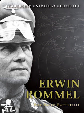 Erwin Rommel by Pier Battistelli