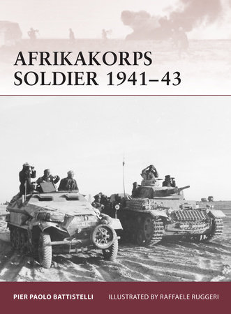 Afrikakorps Soldier 1941-43 by