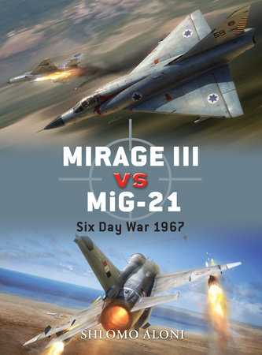 Mirage III vs MiG-21 by