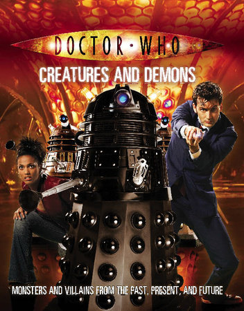 Doctor Who: Creatures And Demons by