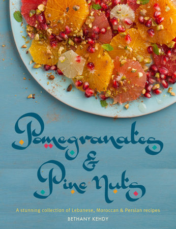 Pomegranates & Pine Nuts by