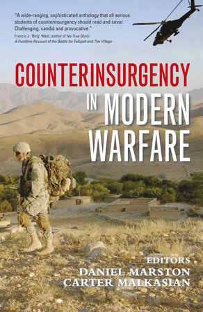 Counterinsurgency in Modern Warfare PB by Daniel Marston and Carter Malkasian