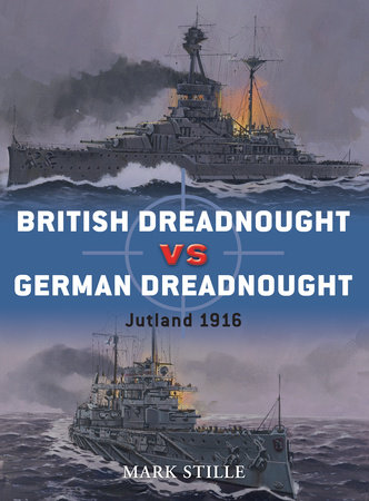 British Dreadnought vs German Dreadnought by