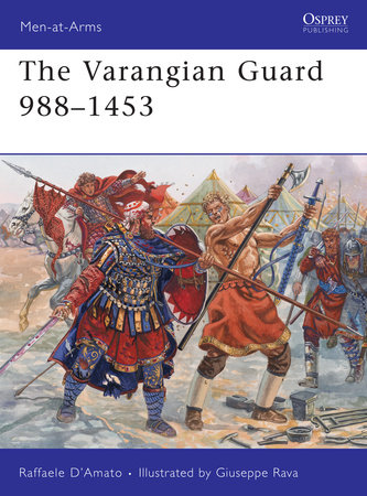 The Varangian Guard 988-453 by Raffaele D'Amato