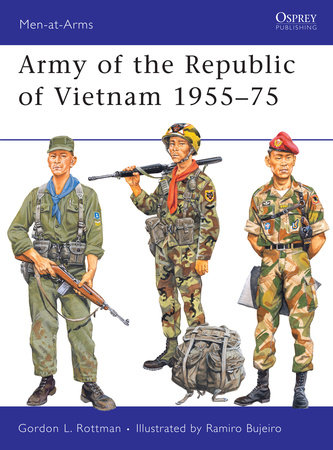 Army of the Republic of Vietnam 1955-75 by