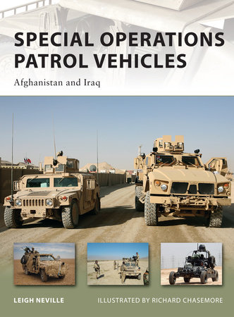 Special Operations Patrol Vehicles by