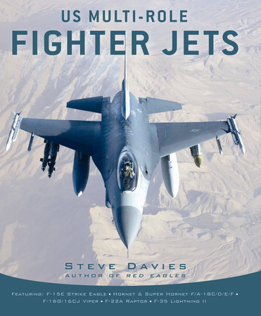 US Multi-Role Fighter Jets by Steve Davies