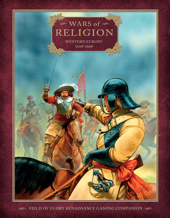 Wars of Religion by Richard Bodley Scott