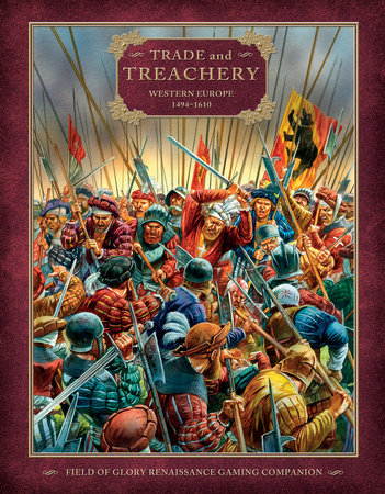 Trade and Treachery by Richard Bodley Scott