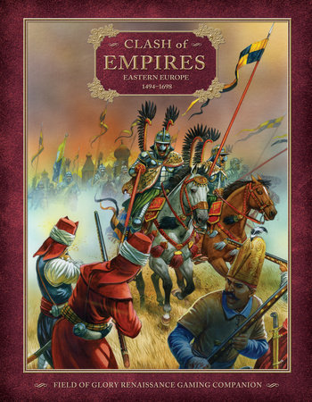Clash of Empires by Richard Bodley Scott