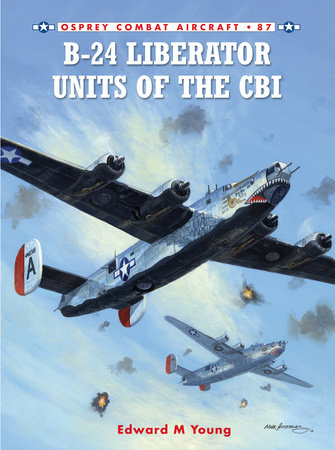 B-24 Liberator Units of the CBI by Edward M. Young