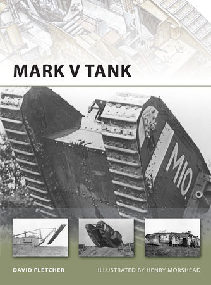 Mark V Tank by David Fletcher