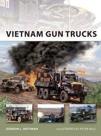 Vietnam Gun Trucks by