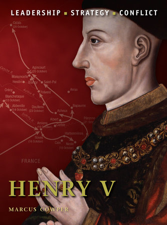 Henry V by Marcus Cowper