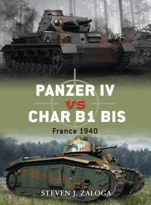 Panzer IV vs Char B1 bis by