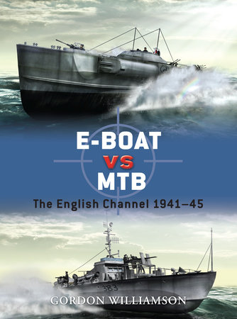 E-Boat vs MTB by Gordon Williamson