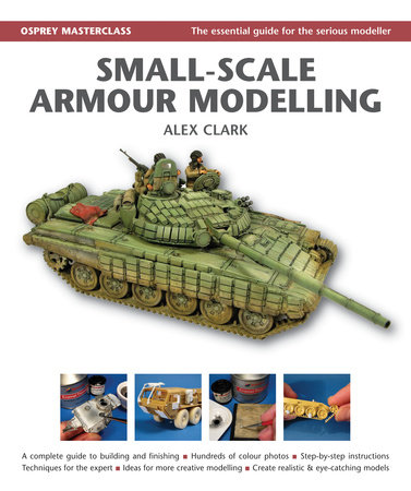 Small-Scale Armour Modelling by