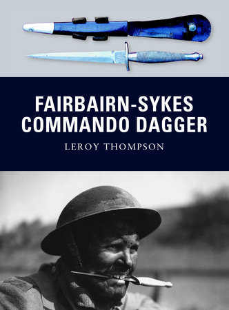 Fairbairn-Sykes Commando Dagger by