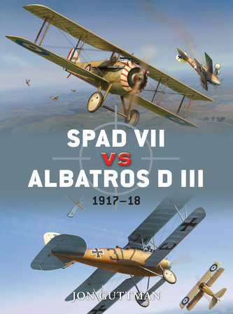 SPAD VII vs Albatros D III by