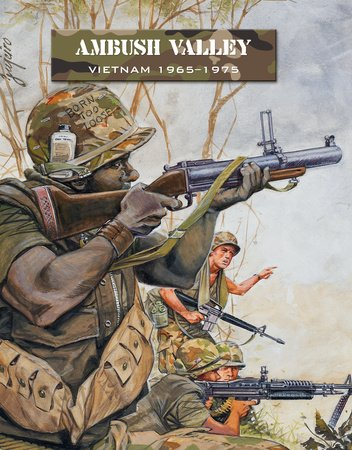 Ambush Valley by Joe Trevithick, Piers Brand and Shawn Carpenter
