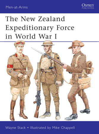 The New Zealand Expeditionary Force in World War I by
