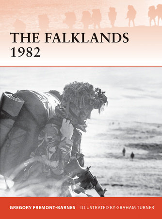 The Falklands 1982 by Gregory Fremont-Barnes