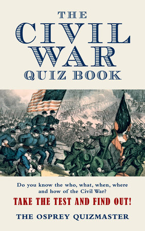 Civil War Quiz Book by Joseph McCullough