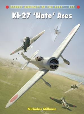 Ki-27 Nate Aces by Nicholas Millman