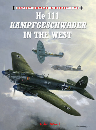 He 111 Kampfgeschwader in the West by