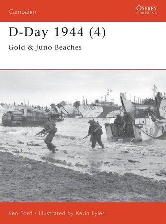 D-Day 1944 (4) by Ken Ford