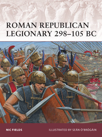 Roman Republican Legionary 298-105 BC by