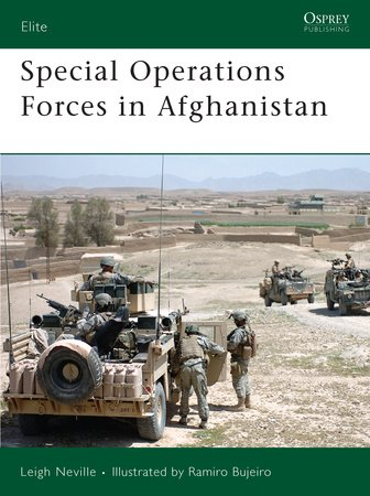 Special Operations Forces in Afghanistan by