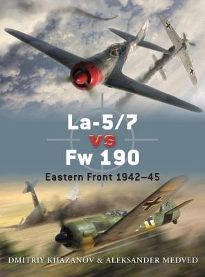 La-5/7 vs Fw 190 by Dmitriy Khazanov