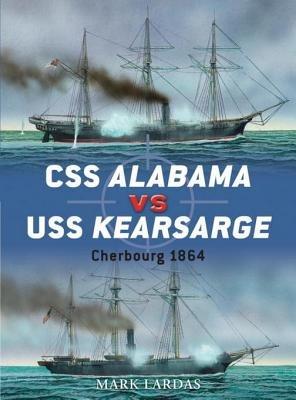 CSS Alabama vs USS Kearsarge by