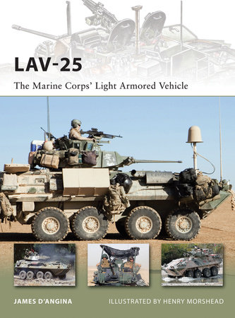 LAV-25 by James D'Angina