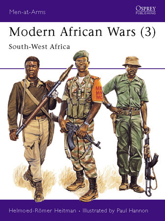 Modern African Wars (3) by Helmoed Heitman