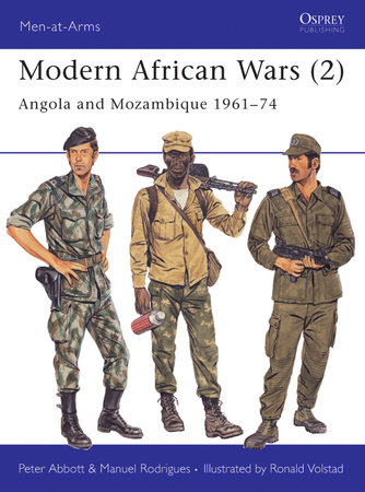 Modern African Wars (2) by Peter Abbott