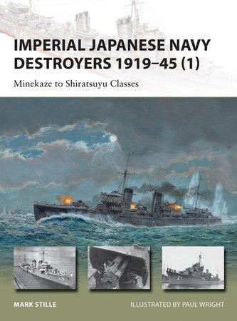 Imperial Japanese Navy Destroyers 1919-45 (1) by